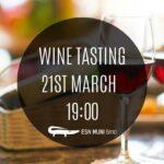 ESN MUNI Brno - Wine tasting
