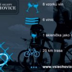 Na kole z vinice do vinice Borotice 2019