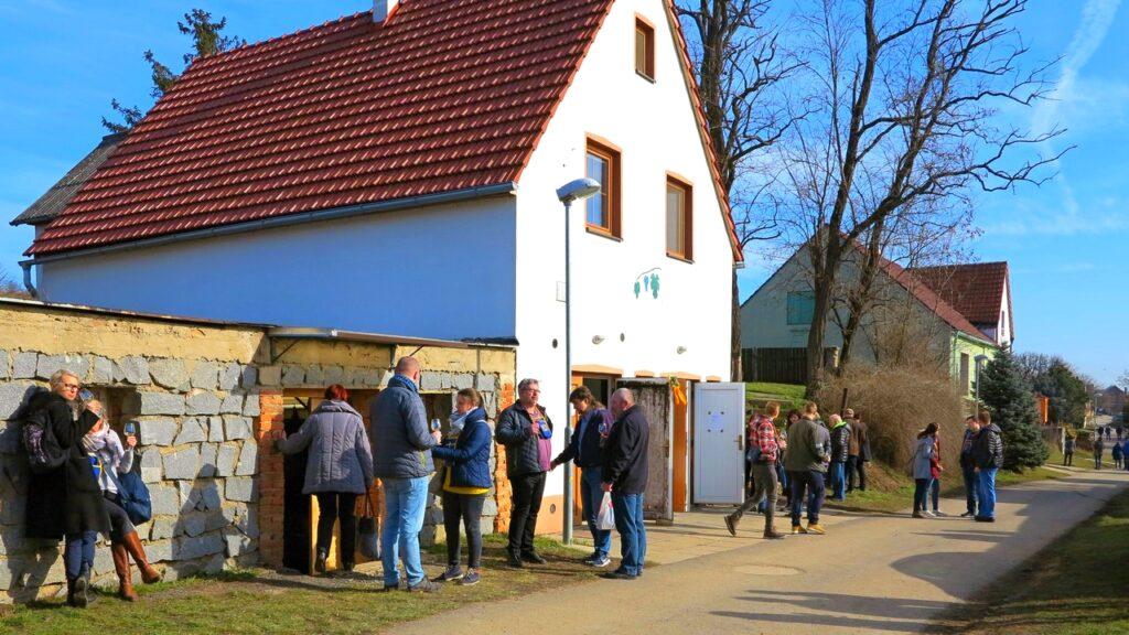 Tour de sklep Popice, Tipy na vinařské akce v polovině února