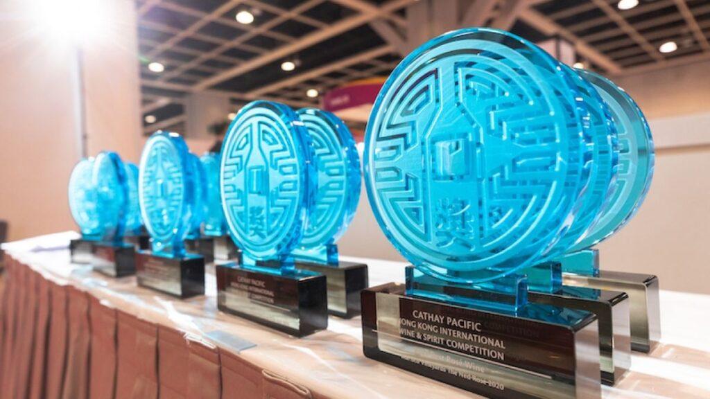 Hong Kong IWSC 2020