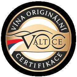 VOC Valtice logo