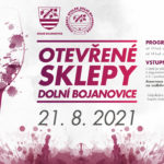 Otevřené sklepy Dolní Bojanovice 2021