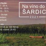 Na víno do Šardic 2021
