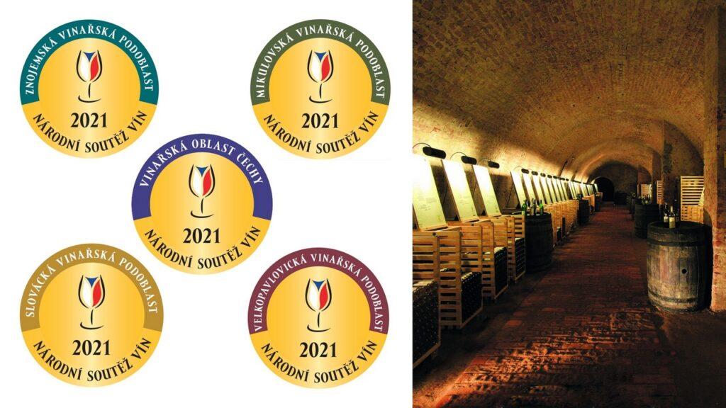 Národní soutěž vín 2021